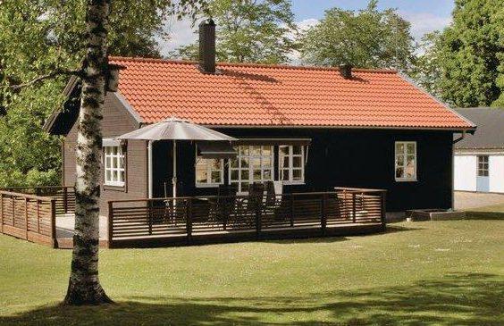 Ferienhaus Sävsjö Småland (Jönköpings län) in Schweden für max. 4 Personen nur 300 m vom See entfernt