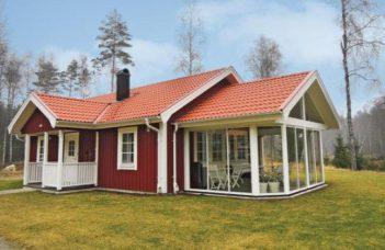 Ferienhaus Schweden 2020 in Åbogen, Småland (Kronobergs län), Schweden für 4 Personen