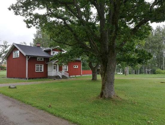 Ferienhaus am See Lagmanshaga in Ljungsarp, Småland (Jönköpings län), Schweden für max. 9 Personen