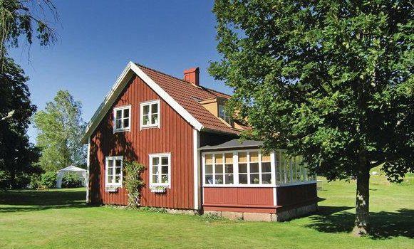 Ferienhaus in Burseryd, Småland, Schweden für max. 6 Personen in ruhiger Lage
