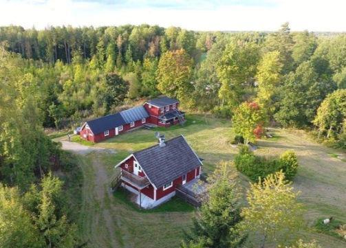 Großes Ferienhaus in Schweden für max. 28 Personen in Ryd Småland Kronobergs län