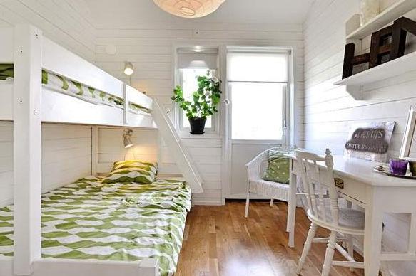 Das Kinder-Schlafzimmer