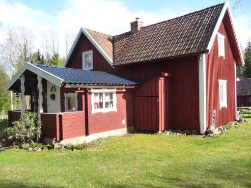 Schweden Ferienhaus in Ljungby mieten, Småland für 5 Personen und 1 Kind