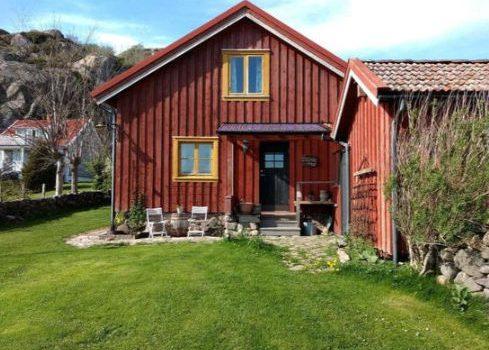 Tjörn Ferienhaus in Südschweden Kållekärr, Kattegatküste Schweden für max. 4 Personen