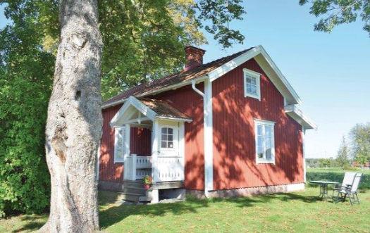 Ferienhaus in Aneby, Vimmerby und Umgebung, Schweden Smaland für max. 4 Erwachsene und 2 Kinder