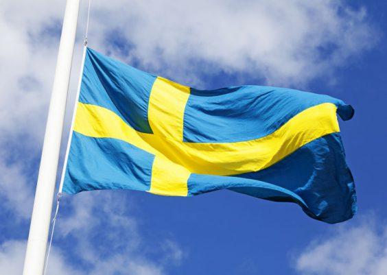 Schwedische Flagge - Das Design und Geschichte
