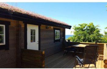 Ferienhaus Südschweden im rustikalen Stil mit Meerblick im Norden Ölands in Sjötorpet für 2 Personen Sandvik, Småland (Kalmar län) Schweden