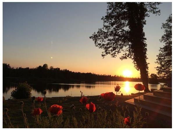 Sommerhaus in Schweden direkt am See