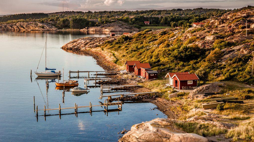 Bohuslän felsigen, kahlen Inseln und Schären Bohuslän - Ferienhaus mieten