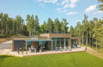 Luxus Ferienhaus Schweden für max 5 Personen Bolmsö Småland Kronobergs län Schweden