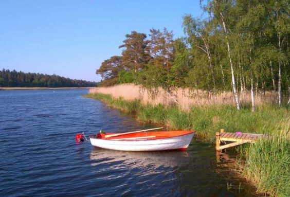 Ferienhaus in Rockneby Småland Schärengarten der Südostküste Schweden