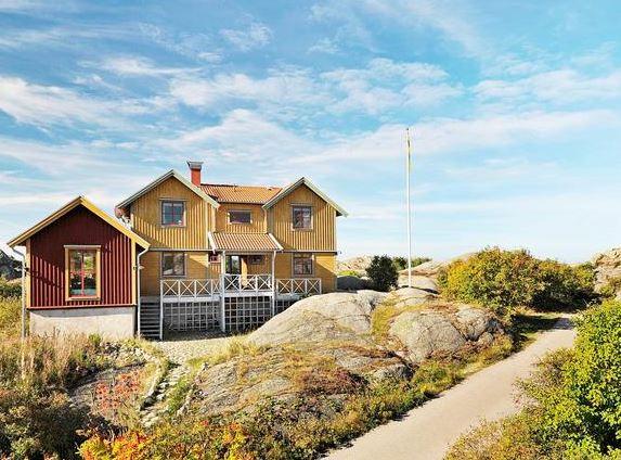 Luxus Ferienhaus Schweden Ferienwohnung für max. 12 Personen Skärhamn Kattegatküste Schweden