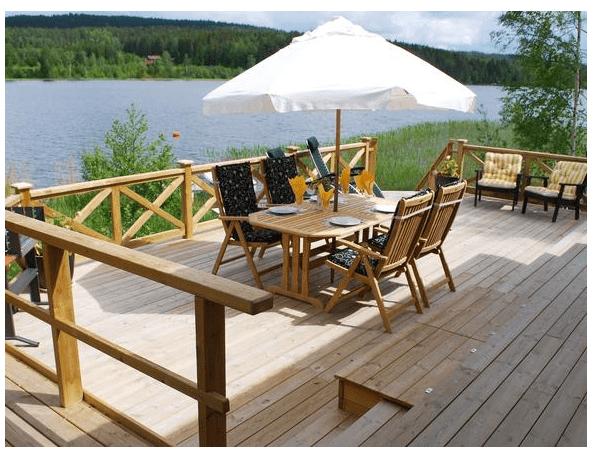 FerienhauFerienhaus in Schweden mit Terrasse am See s in Schweden mit Terrasse am See
